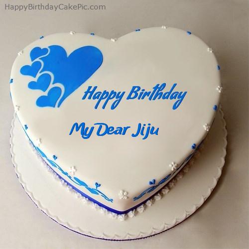 happy birthday cake for my dear jiju on happy birthday jiju cake images