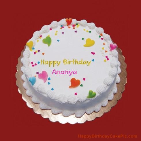 Colorful Cakes Birthday