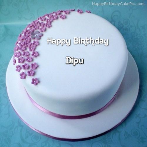 Birthday Cake Dipu