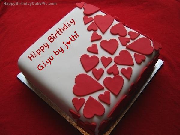 Name On Birthday Cake For Sister