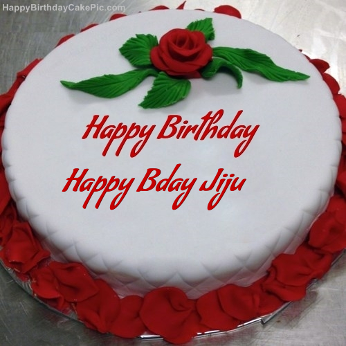 happy birthday jiju cake images download