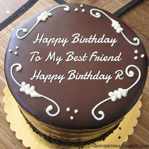 ❤️ Best Chocolate Birthday Cake For Happy Birthday R