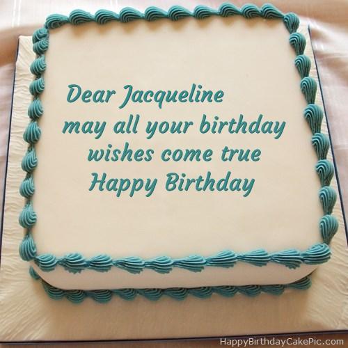 Resultado de imagen para Happy birthday Jacqueline