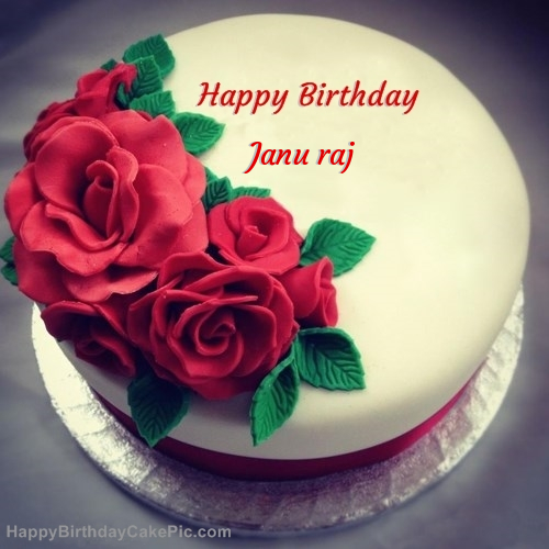 Imagenes De Happy Birthday Janu Pics Cake