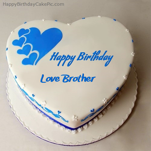 Happy birthday cake for love brother write name on happy birthday cake publicscrutiny Image collections