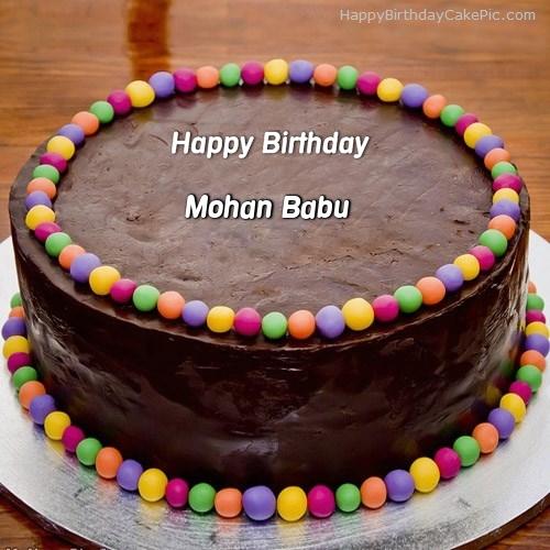 Happy Birthday Babu Cake Pic