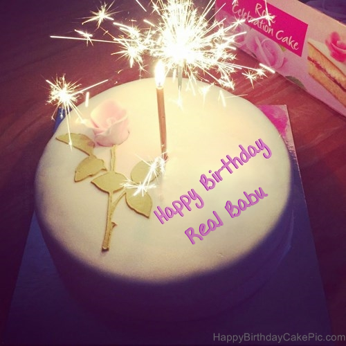 Best Happy Birthday Cake For Lover For Real Babu - Real birthday cake images