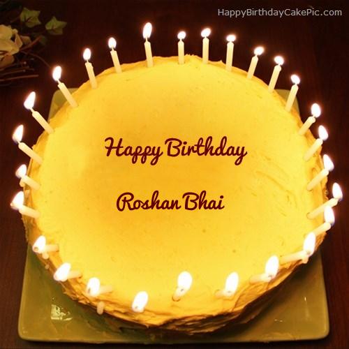 Happy Birthday Roshan - Cake Pics