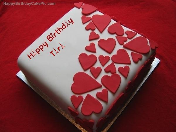 Happy Birthday Tara Cake Images