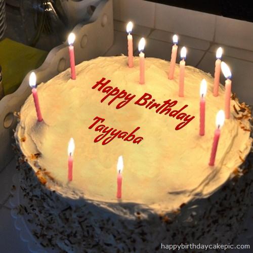 Happy Birthday Hoe Cake