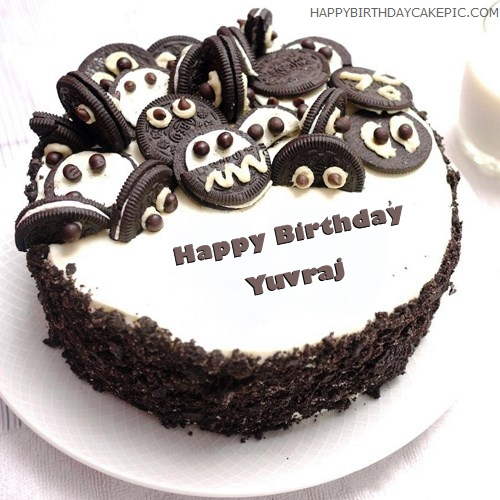 Happy Birthday Images Oreo Cake