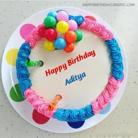 Make Birthday Cake Photo With Name