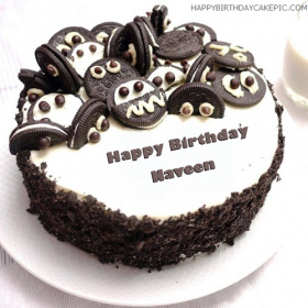 Naveen Happy Birthday Cakes photos