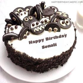 Cake Images Sonali : Sonali Happy Birthday Cakes photos